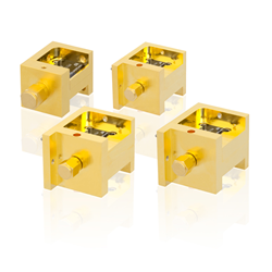 Waveguide Frequency Mixers Operate Across full Ka, Q, U, V, E & W Millimeter Wave Bands