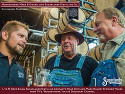Sugarlands Distilling Company Announces Rye Apple Moonshine