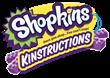 Shopkins Kinstructions logo