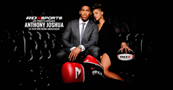 RDX Sports Presents Anthony Joshua as It's New Brand Ambassador