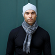 Cashmere hats, sweaters, gloves, beanies and more for men.