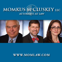 Momkus McCluskey, LLC (Founding Attorney, Edward Momkus; Senior Attorney, Neil Goltermann; Senior Attorney, Mary Kostopoulos)