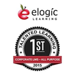 eLogic Learning Named Top LMS by Talented Learning Across Multiple Categories, Including Best Corporate LMS