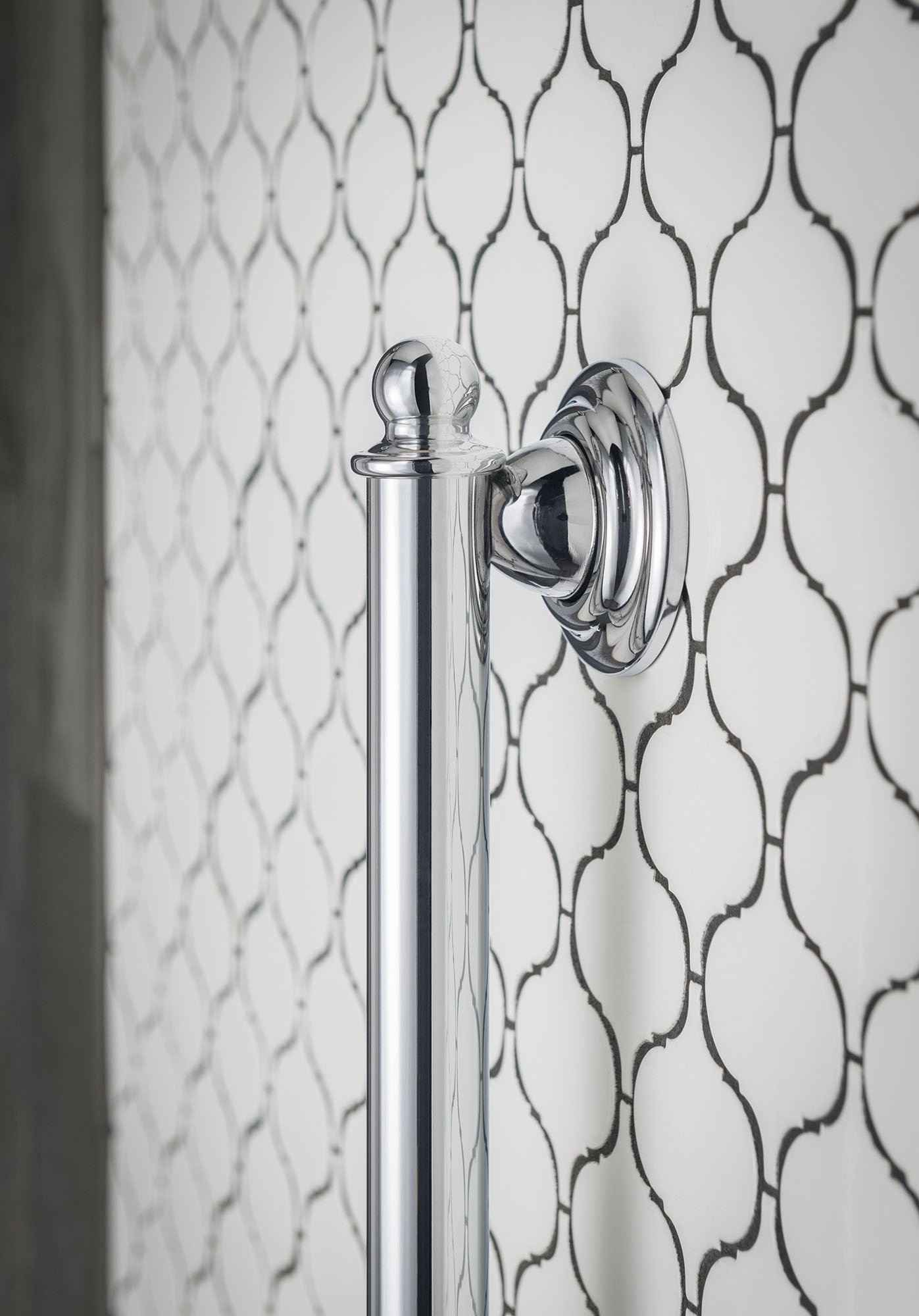 Safety And Style Combine In Moen\'s New Decorative Grab Bars