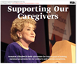 "Mediaplanet's ""Supporting Our Caregivers"" Campaign Highlights Senator Elizabeth Dole's Efforts for Our Civilian and Military Caregivers"