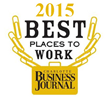 McIlveen Family Law Firm Ranks 5th in Charlotte Business Journal's 2015 Best Places to Work