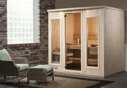 Nordic Spruce Sauna