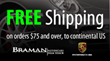 No Charge for Shipping on Porsche Accessories and Parts from Braman Auto Parts