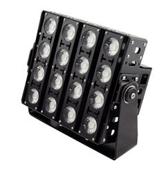 Outdoor Rated 150 Watt LED Flood Light to Replace 400 Watt Metal Halide Fixtures