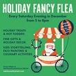 The Holiday Fancy Flea at Marin Country Mart