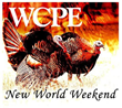 WCPE FM Hosts New World Weekend