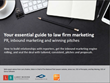 Qorus Software partners with Perceptio and Larry Bodine to create essential guide to law firm marketing
