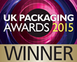 A win for the Alexir Partnership at the UK Packaging Awards 2015
