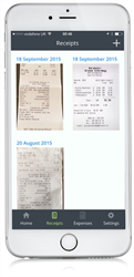 Throw Away Your Receipts: New UK App for Business Expenses