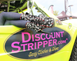 Discountstripper.com Came in Hot on the Race Track this Season Making their Sponsorship Branding Mark on the Infamous Desert Racing Circuit