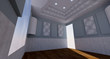SMH Studio Retreat - 3D Sketch of Piano Room