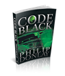 CODE BLACK by Philip Donlay is Now Available in Paperback from Oceanview Publishing
