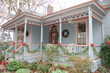 The 44th Annual Historic Oakwood Candlelight Tour takes place Dec. 12-13, 2015 in Raleigh, N.C.