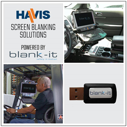 Havis Screen Blanking Solutions