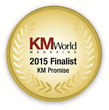 RightAnswers Named 2015 KMWorld KM Promise Award Finalist