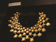 Gold Necklace by Miguel Vera Leon