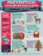 Holiday Safety Infographic