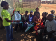 Teaching the use of PotaVida's Smart Solar Purifier in Uganda