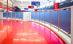 Hollaender's® Interna-Rail® System Provides Common Ground, Between Price and Design, for Glendale High School's New Commons Area