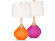 "Color Plus Wexler Table Lamps Named a 2015 ""Best New Finishing Touch"" by This Old House"