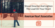 Bosse Tools Teams with the American Heart Association to Shovel Smarter And Lighten The Load on Your Heart This Winter