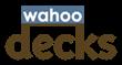 Wahoo Decks Debuts Website Chat Support