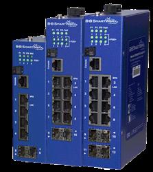 Managed PoE Switches