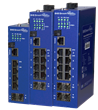 B+B SmartWorx Launches New PoE Plus Switches with Fiber SFP Ports for Industrial and Commercial Applications