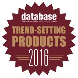 DBTA's 2016 Trendsetting Products