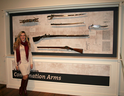 Firearms Curator Ashley Hlebinsky