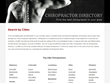 New Chiropractors Directory Launched