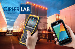 CipherLab 9700 and RS30 in Logistics and Transportation