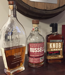 The new hand-selected whiskies at Gamlin Whiskey House include an Angel's Envy signature blend, Russell's Reserve Single Barrel Bourbon and Knob Creek Single Barrel Bourbon