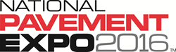 National Pavement Expo 2016 logo