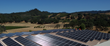 . Producing 475,100 kWh/y, the system will significantly reduce the winery's production facility electrical costs.