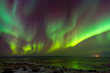 Northern lights at Seal River.