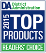 "Think Through Math Named as a ""Readers' Choice Top Product"" by District Administration Magazine"