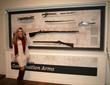 Firearms Curator Ashley Hlebinsky