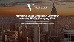 Viridian Capital Advisors Launches The Viridian Cannabis Investor...