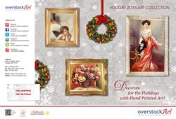 overstockArt.com Releases Holiday Art Catalog