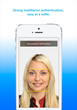 Strong multifactor authentication, easy as a selfie