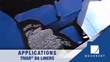 Material Flow Challenges Solved at COAL-GEN 2015 by Quadrant's TIVAR® 88 Liners