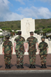 Young Marines to Unveil Plaque at National Cemetery of the Pacific