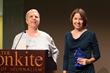ProPublica Reporter Accepts Schneider Disability Journalism Award at Cronkite School