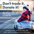 Vehicle Donations to support children